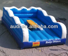 2014 hot sale inflatable surf simulator/surf machine