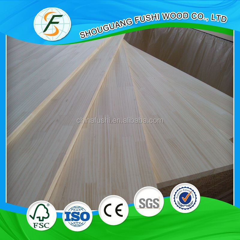 2015 New product chinese fir finger jointed boards