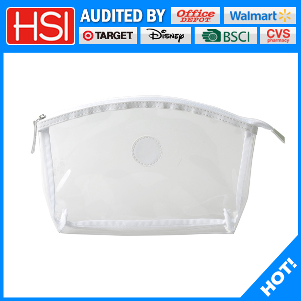 wholesale economical clear cosmetic bag