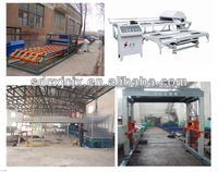 GRC cement panel production line