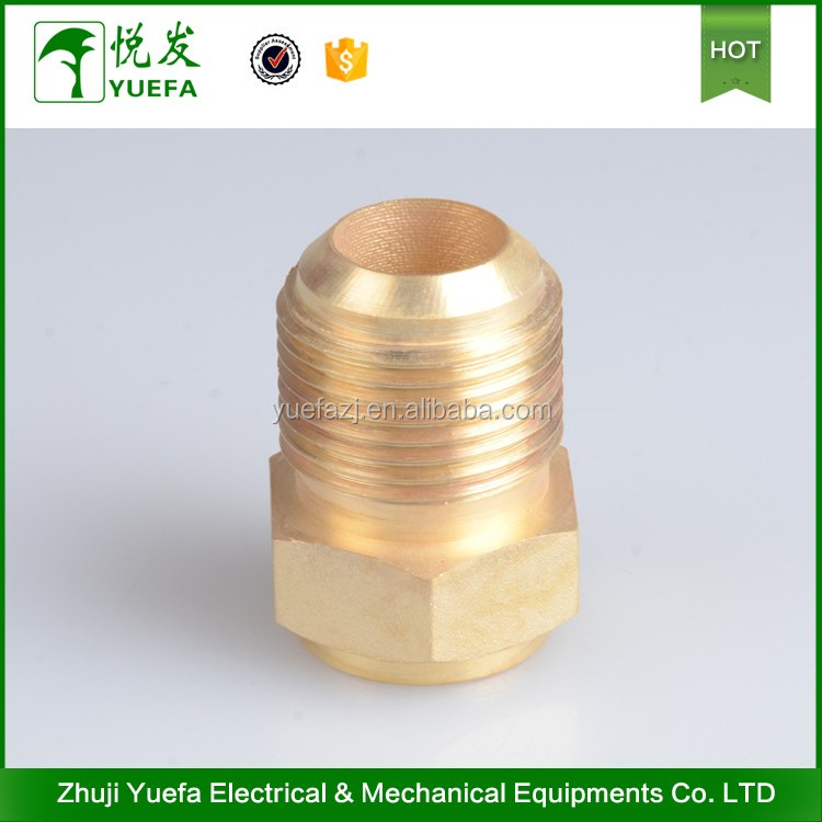 Best seller brass coupling with competitive price
