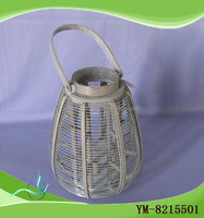 Metal Garden Decoration Candle Lantern