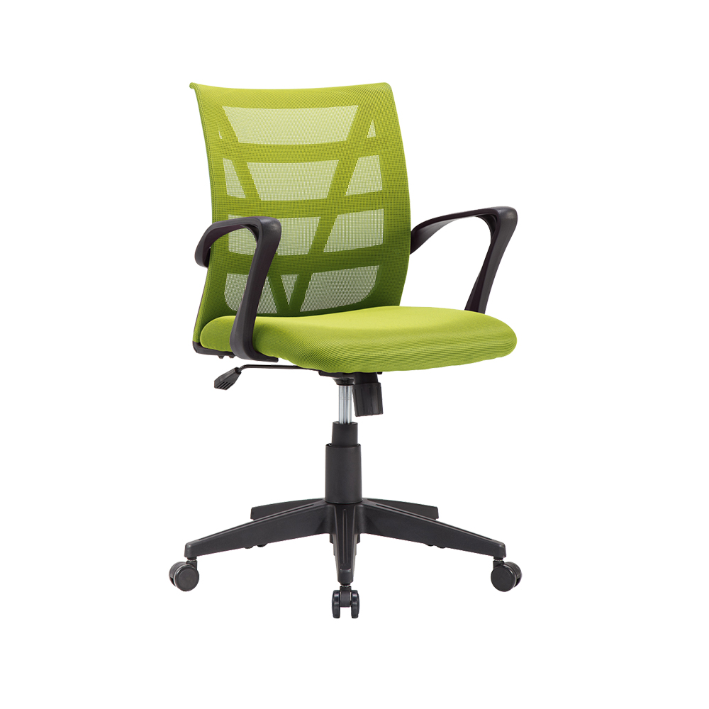 Garden handy foshan game new style high end green mesh chair