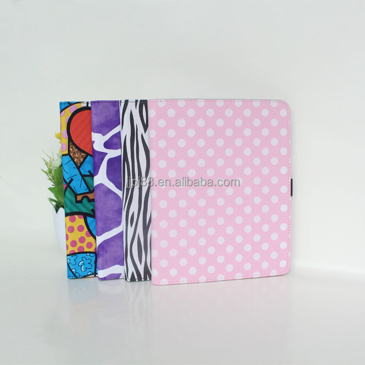3 Folded Tablet Cover Case for iPad3 Manufacture Produce