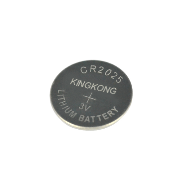KingKong cr2025 3v Li-Mn button cell battery for electronic dictionary
