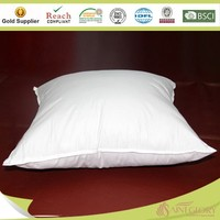 100% Cotton Hollow Siliconized Fiber Pillow Manufacturer