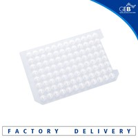 96 Well PCR silicone Sealing mates for round well