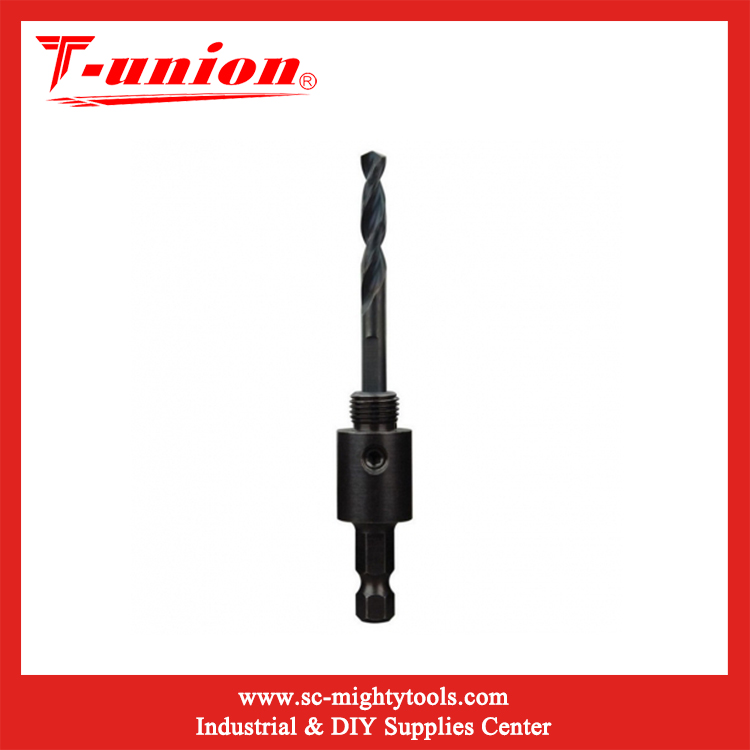 1/4 quick change arbor for bi metal hole saw