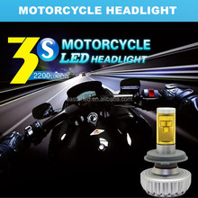 Original factory 3000lm lo&hi beam motorcycle light H4