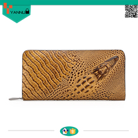 business leisure high quality 2015 fashion trendy wallets for men with cell phone pocket