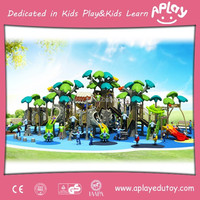 Safety and High Quality Children Used Outdoor Kids Play