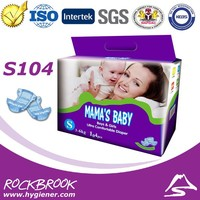 Hot Sale High Quality Disposable Baby Diaper Price Manufacturer from China