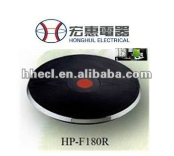 Thermostat Burners Electric Hot Plate 2000W HP-F180R