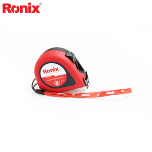 Ronix 0.125mm blade 3m/5m/7.5m tape measure meter measuring tape steel measure tape made waterproof tape measure