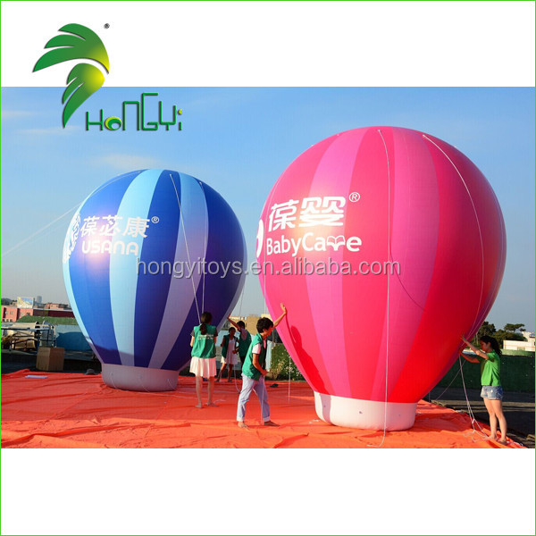 hot air balloon inflatable (2)