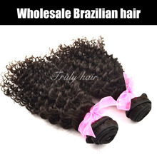 brazilian hair kinky curly, 1 pc lot, 10-32 inches,natural black