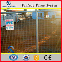 durability strong style free standing temporary fence panel