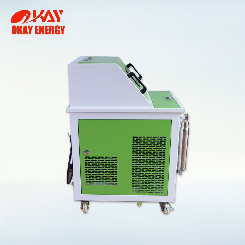 water electrolysis hho generator car engine carbon removal machine CCS1500