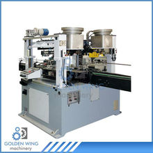 Automatic Tin Can Ear Welding Welder manufacturing Machine For Bucket Barrel Drum Pail Making Line