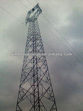 China famous brand electric lattice tower for power transmission tower