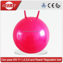 PVC Plastic Type and Sports Toy Style Inflatable ball