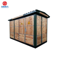 2017 Hot Sale High Voltage Transformer mobile Substation YBW-7