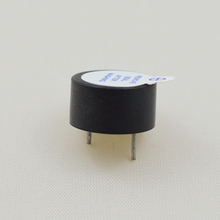 14mm 80dB piezo buzzer 12v dc waterproof buzzer