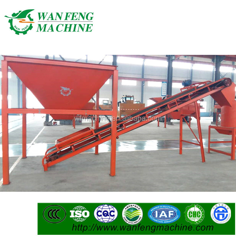 High quality portable belt conveyors for Bulk Material Handling