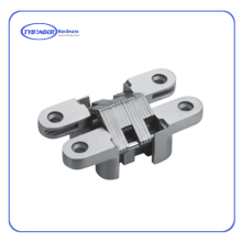 Stainless Steel Concealed Hinge Cross Folding Door Hinge Hidden Hinge
