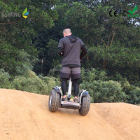 self balancing personal transporter 2 big wheels cheap Eswing golf electric chariot cross-country vehicle !