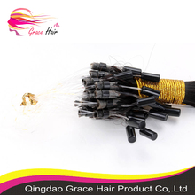 Hot sale brazilian micro ring loop hair extensions