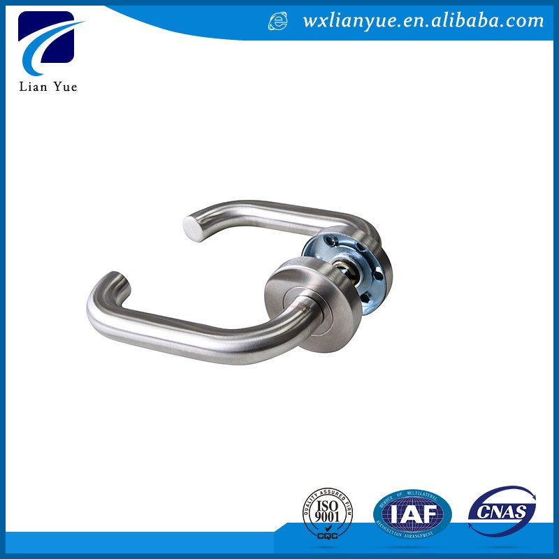 Brand new stainless steel lever door handle