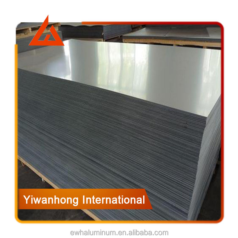 China Supplier 0.6mm thin aluminum sheets With ISO9001 certificates