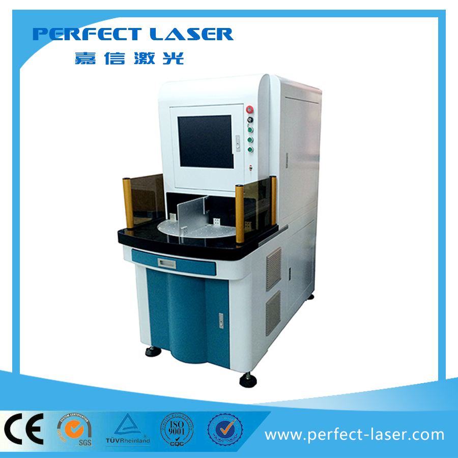Alibaba china supplier cheap 1w 3w 5w 7w 355nm UV laser marking machine With Protection Cover for Sale