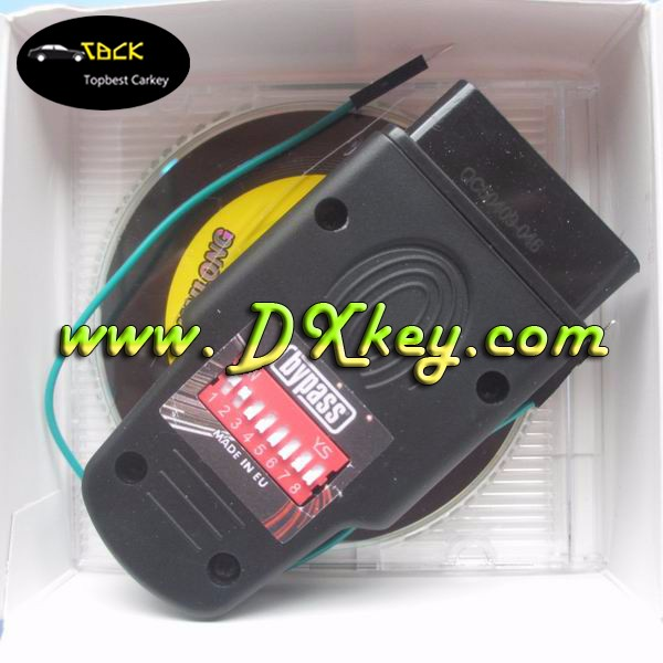 2014 Low price key programmer immobilizer bypass For Skoda Seat VW ECU Vag Immo Bypass immobilizer eeprom programmer