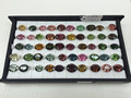 #MYZZ Natural Multi-Color Tourmaline Cuts