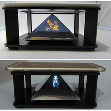 Magic Box 360 3D Holographic Projection Pyramid for All Smartphone 3D Hologram