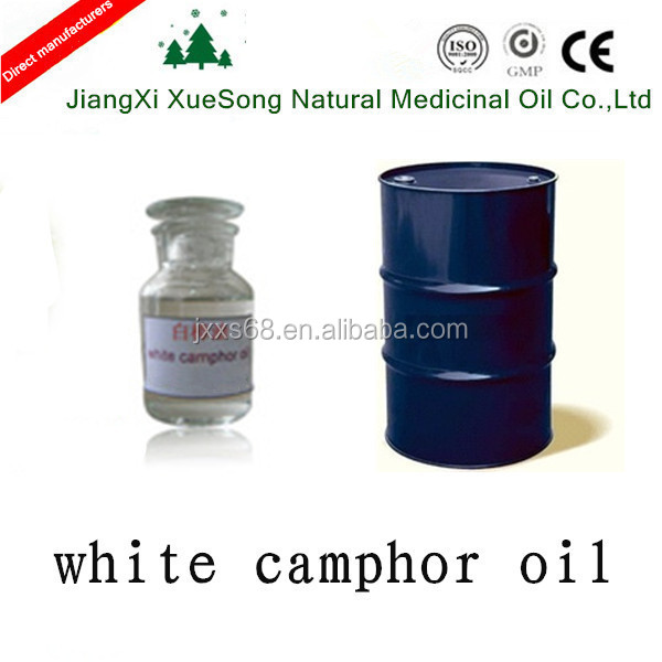 camphor oil manufacturer provide white and brown camphor oil