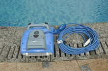 Automatic Swimming Pool Cleaner Robot