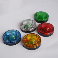 led flashing emergency warning light magnetic used