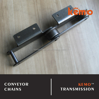 F flanged roller type Z300 conveyor chain