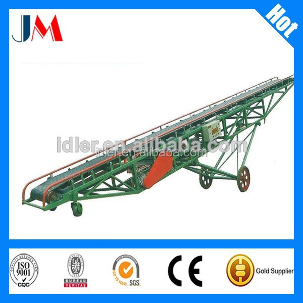 Port Used Belt Conveyor Transport System