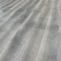 A mixed colour&100% handcraft,oak 3-ply engineered Wood Flooring
