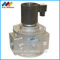 Easy Operation Safe Pneumatic Solenoid Valve For City Gas