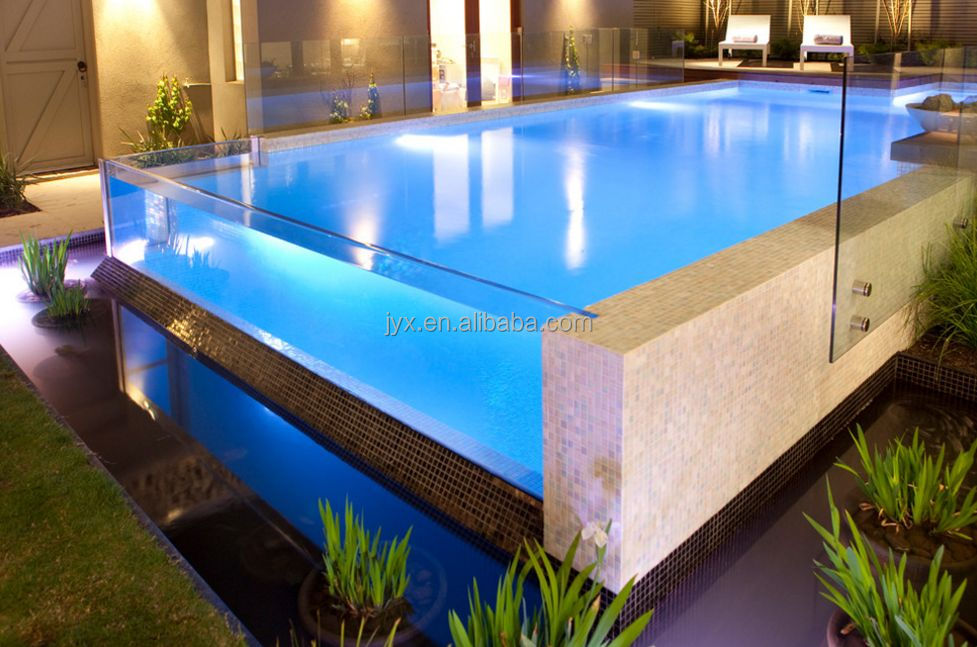 Clear Acryl Panels For Swimming Pool Panel