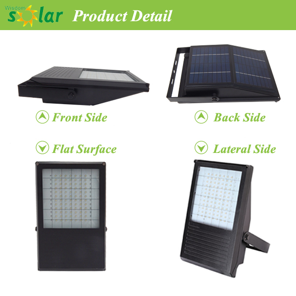 New products 2014 ce solar yard sign lighting with solar panel pb001 4 aloadofball Image collections