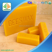 High quality cheap pure bulk beeswax sale from ShenZhen China supplier