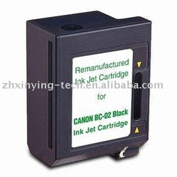 Black ink cartridge BC-02 Suitable for BJ-100 150 200 BJC-210 255sp