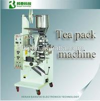 Automatic Tea Bag Packing Machine for Particle Seed and Powder Stainless Steel