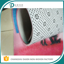 Top Quality commercial carpet tile outdoor rubber backed